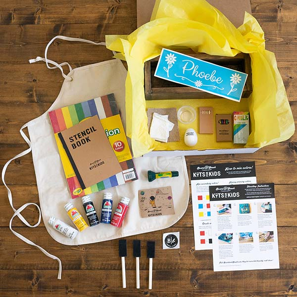 Kits for Kids Box