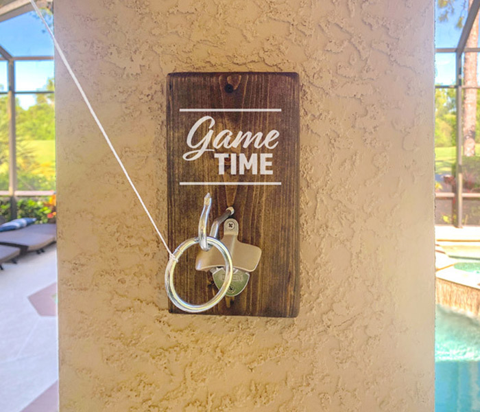 Game Time Ring Toss - 6x10