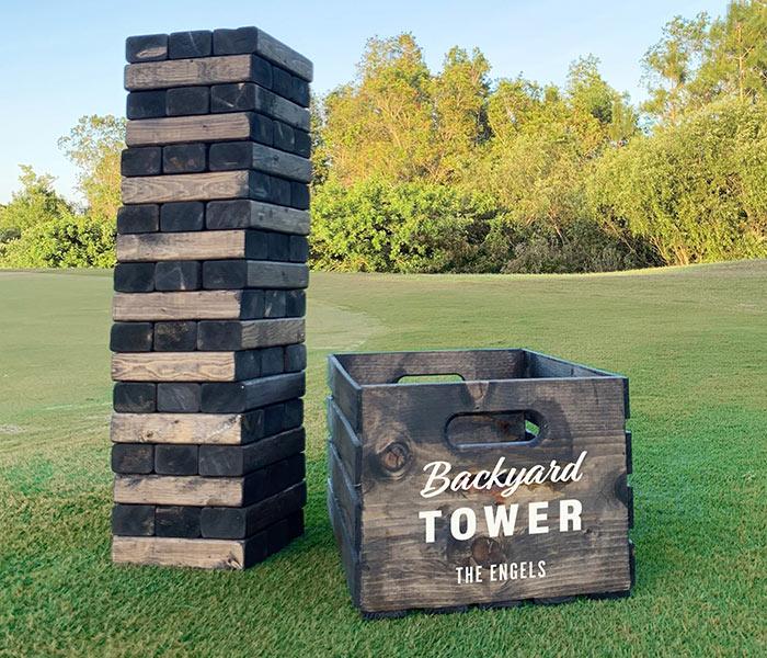 Backyard Games Tower