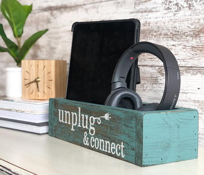 Unplug & Connect Box - 14x4x6