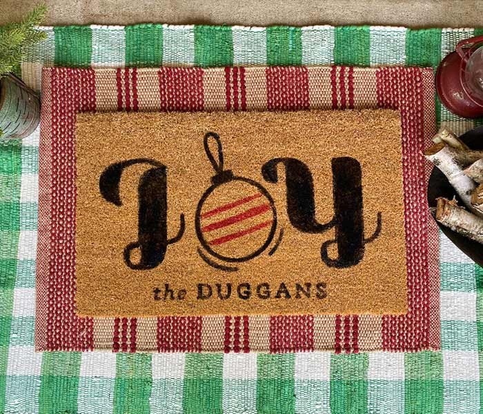 Joy Ornament - 18x30
