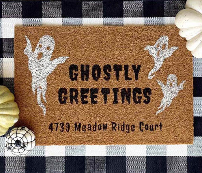 Ghostly Greetings