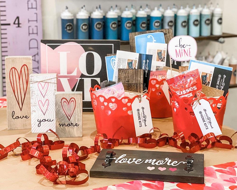 Valentine's Setup