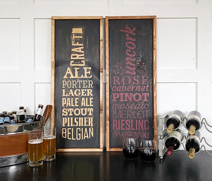 Beer & Wine Duo