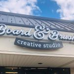 BOARD & BRUSH CHAMBERSBURG, PA  IS NOW OPEN!