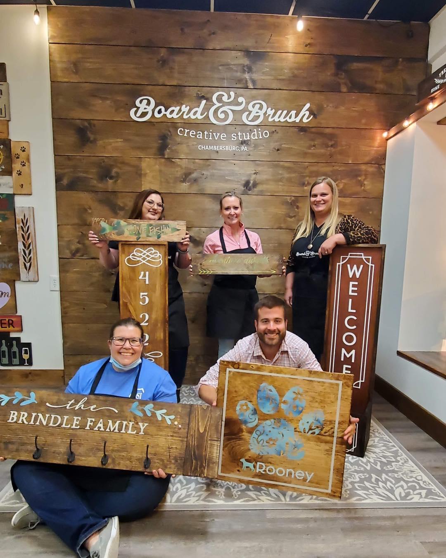 Board & Brush Chambersburg