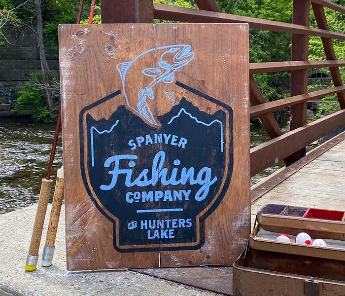Fishing Company - 20x24