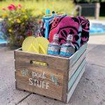 Pool Stuff Crate