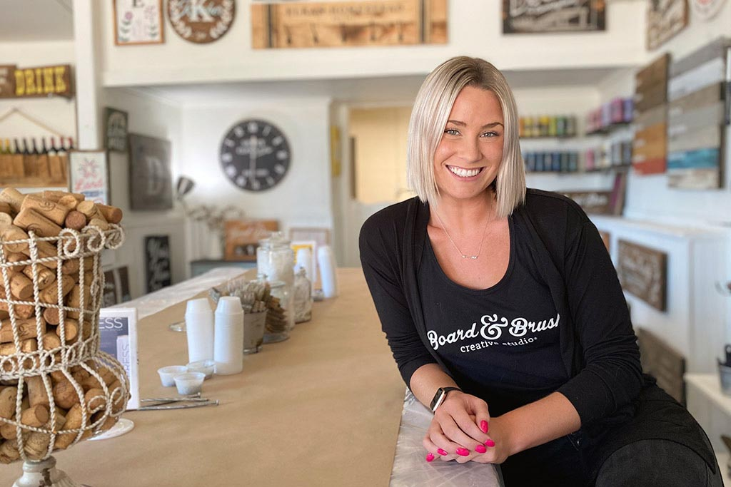 Leah Selby -National Franchising Manager & Territory Manager – Central Territory