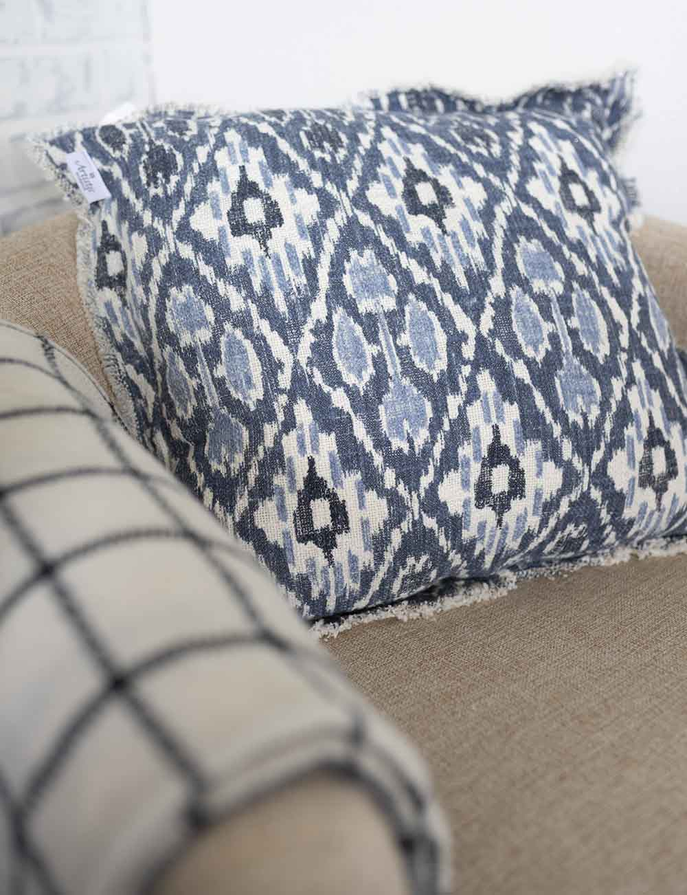 Patterned Pillow