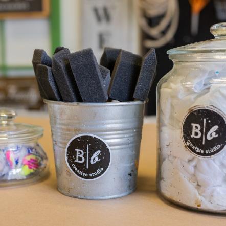 Board & Brush Brushes & Supplies