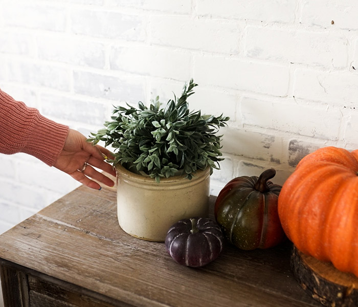 Fall Home Staging