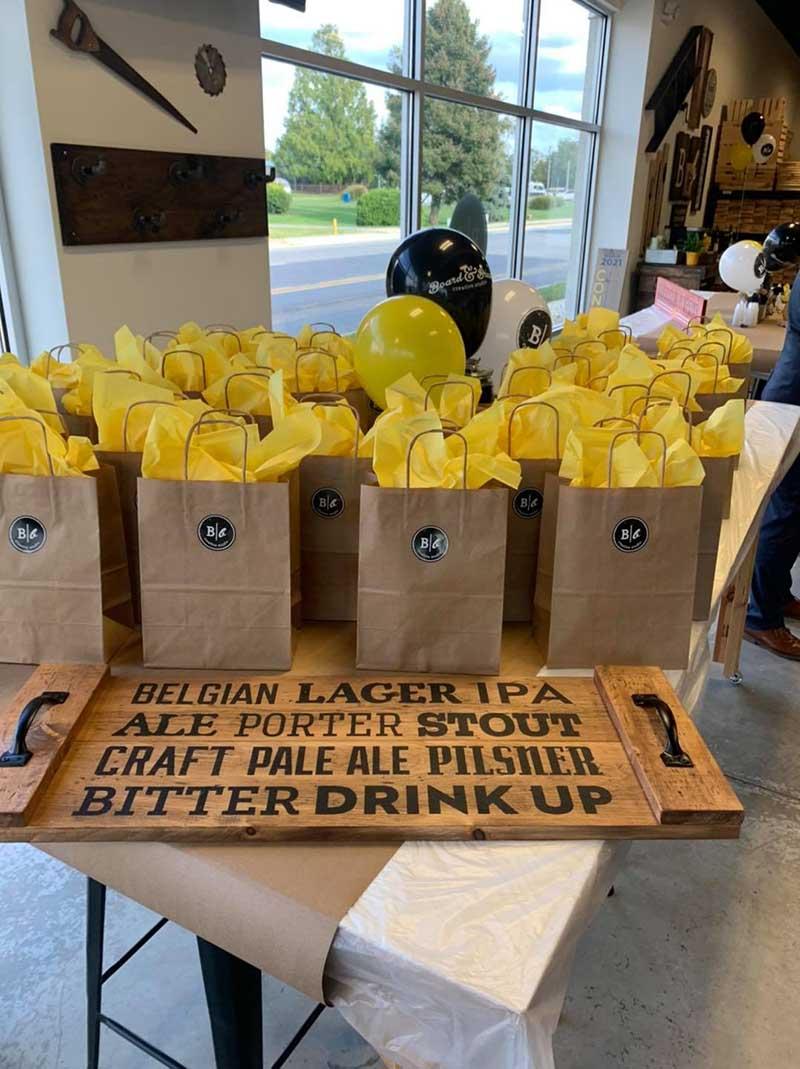 Camden Gift Bags