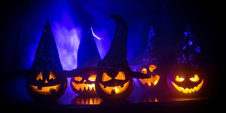 The Origin Of Halloween Colors Blog